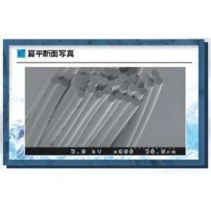頭部の熱を効果的に逃がすアイスポイント使用ピローケース(2枚組) ブルー 日本製|wmstore|06