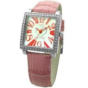 【商品名】 COGU(コグ) 腕時計 Ryo リョウ スクエアシリーズ ピンク RYO1206S-R...