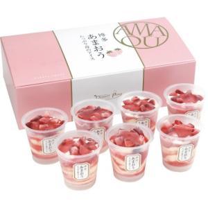 お中元 博多あまおう たっぷり苺のアイス (7個) wnet