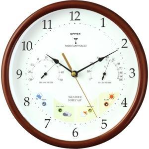 エンペックス ウエザーパル電波時計 BW-873|wnet