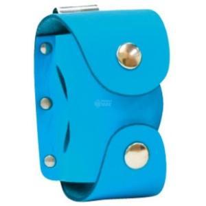本革製ボールホルダー ブルー GV-0884BL wnet
