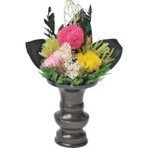プリザーブドフラワー製 お仏壇用お供え花 E9102-73|wnet