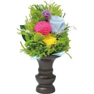 プリザーブドフラワー製 お仏壇用お供え花 M15-515|wnet