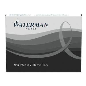 WATERMAN ウォーターマン カートリッジインクSTD23 1本 1.4ml ブラック S2270210 wnet