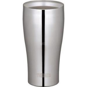 サーモス 真空断熱タンブラー ステンレスミラー JCY-400|wnet