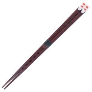 ネイル箸 紅ちどり|wnet