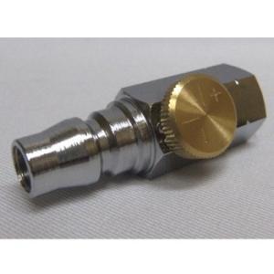 ヤマトエンジニアリング 鋼鉄BLYカプラ プラグ 流量調整付 BLY22-PFT おねじ取付用|wno