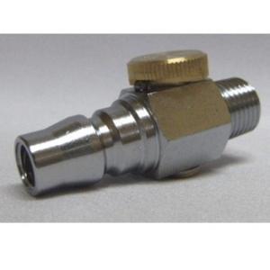 ヤマトエンジニアリング 鋼鉄BLYカプラ プラグ 流量調整付 BLY22-PMT めねじ取付用|wno