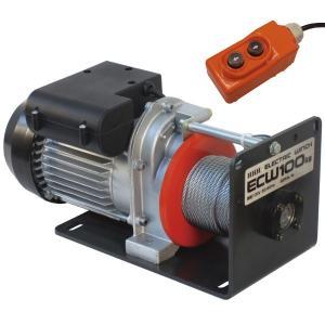 価格を追求したシンプルな構造のDIY用電動ウィンチです。  工夫次第でいろいろな用途に使用できます。...
