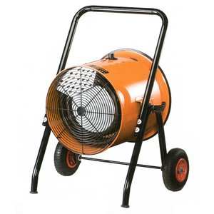 ナカトミ NAKATOMI 三相200V 約10kW 電気ファンヒーター 循環型温風送風機 ISH-10KT 【個人宅配送不可】|wno