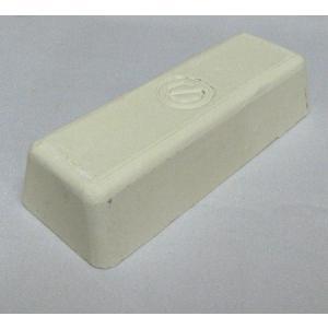 有明鍍研材工業 固形研磨剤 白棒 (酸化アルミナ) F-35 中仕上げ用 850g|wno