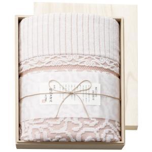 プレゼント ギフト 今治謹製 紋織タオルケット タオルケット(ピンク)|wochigochi