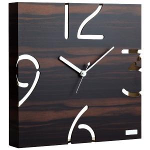 プレゼント ギフト 掛時計(黒檀)|wochigochi