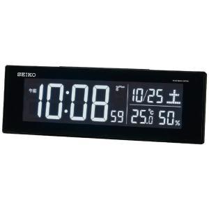 プレゼント ギフト セイコー 電波デジタル目覚まし時計|wochigochi