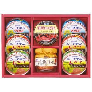 プレゼント ギフト はごろもフーズ バラエティシーフードギフト|wochigochi