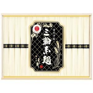 プレゼント ギフト 三輪素麺 蔵熟二年物|wochigochi