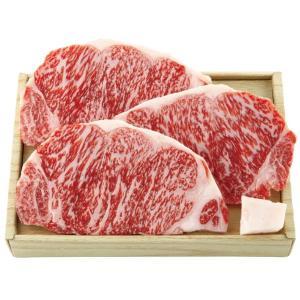 プレゼント ギフト 松阪牛 ロースステーキ(3枚)&二反田醤油にんにくソースセット|wochigochi