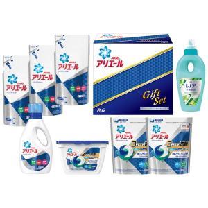 プレゼント ギフト お中元 P&G アリエールイオンパワージェル&ジェルボールセット|wochigochi