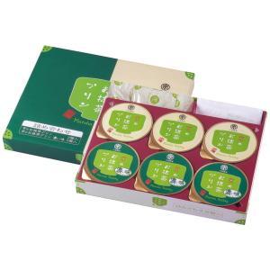 プレゼント ギフト 京みがわ 京のお抹茶プリン詰合せ6個入|wochigochi