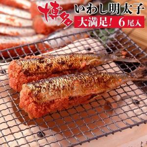 プレゼント ギフト 博多いわし明太子 (G)|wochigochi