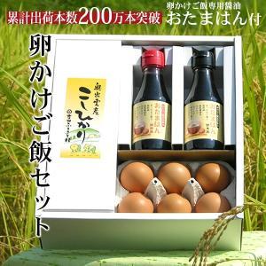 父の日 お中元 御中元 プレゼント ギフト 内祝い 卵かけご飯セット |wochigochi