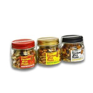 """MUNCHIE FOODS/マンチーフーズ「Smoked Mix Nuts""""Regular Bottle""""/スモークドミックスナッツ""""レギュラーボトル"""