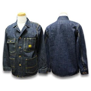 TROPHY CLOTHING/トロフィークロージング「Dirt Denim Coverall/ダー...