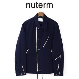 ニューターム nuterm ジップ アド コーチジャケット ZIPP