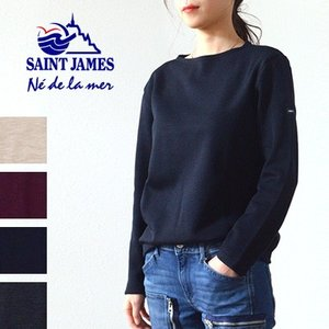 Saint James(セントジェームス) DOUBLEFACE SWEATER ダブルフェース セーター 00JC182/2|womanremix