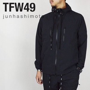 TFW 49 ティーエフダブリュー フォーティーナイン ジュンハシモト junhashimoto ソフトマットテック マウンテンパーカ SMT MOUNTAIN PARKA T040000001|womanremix