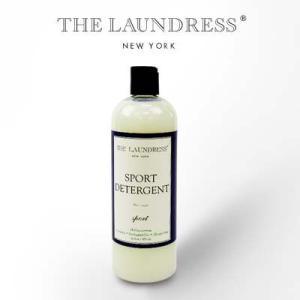 THE LAUNDRESS ザ ランドレス SPORT DETERGENT スポーツデタージェント スポーツの香り 475ml|womanremix