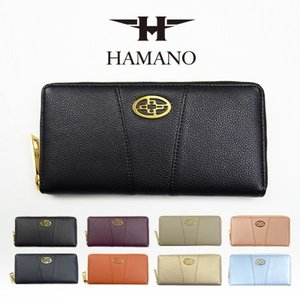 濱野皮革工藝 HAMANO ハマノ フィオーレ ロング ウォレット 長財布 10-67576|womanremix
