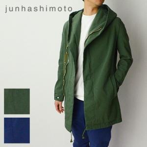 ジュンハシモト junhashimoto ラップコート WRAP M-51 1011910005 2019春夏|womanremix
