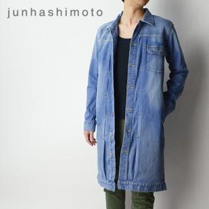 ジュンハシモト junhashimoto デニムコート ジーコート G COAT 1051820002 2019SS 2019春夏|womanremix