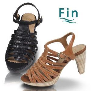 Fin フィン サンダル112097337|womanremix