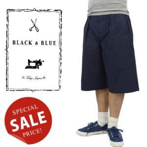 BLACK & BLUE ブラックアンドブルー Basketball Shorts バスケットボールショーツ 120P09|womanremix