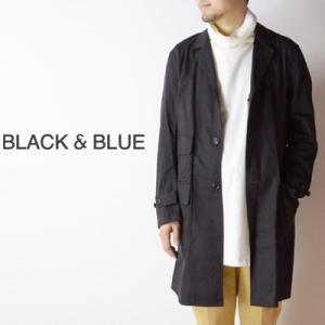ブラックアンドブルー BLACK & BLUE エンジニアコート Engneer Coat 123C07 2016AW|womanremix