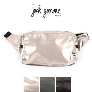 ジャックゴム(Jack gomme) ウエストポーチ LIGHT 1391 BLOOM|womanremix