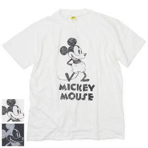 ベルバシーン×ミッキーマウス Velva Sheen×Mickey Mouse プロローグ Tシャツ PROLOGUE T-Shirts 161946|womanremix