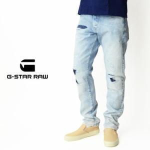 ジースターロウ G-Star RAW 3301 テーパードジーンズ 3301 TAPERED 51003-7595-8310 2017春夏 womanremix