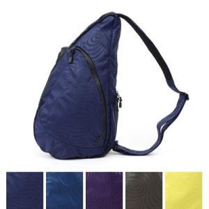 HEALTHY BACK BAG(ヘルシーバックバッグ) ナイロンショルダーバッグ 8504 Mサイズ AmeriBag(アメリバッグ)|womanremix
