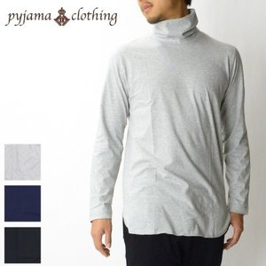 ピジャマクロージング pyjama clothing 長袖タートルネックカットソー L/S TURTLE 905/W16M2 2016AW|womanremix
