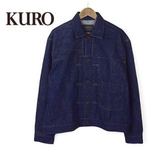 クロ KURO ルーズデニムビッグジャケット LOOSE DENIM BIG JACKET 962020|womanremix