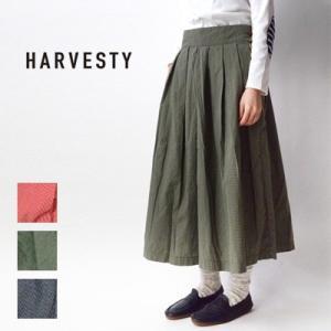 HARVESTY (ハーベスティ)チェック キュロット A21901|womanremix
