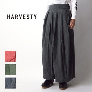 HARVESTY (ハーベスティ)チェック サーカスキュロット A21902|womanremix