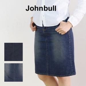 ジョンブル Johnbull ジャンパースカート デニムワークスカート AK631|womanremix