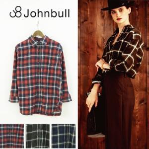 ジョンブル Johnbull ネルシャツAS851|womanremix