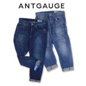 アントゲージ Antgauge ソフトジョッパーズジーンズ|womanremix