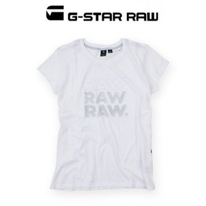 ジースター G-Star RAW Saal Straight T-Shirt D039120.4107.110|womanremix