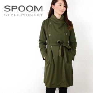SPOOM(スプーム)EMMA スプリングコート|womanremix